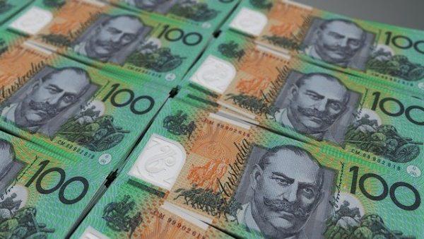 اتساع الحساب الجاري الاسترالي