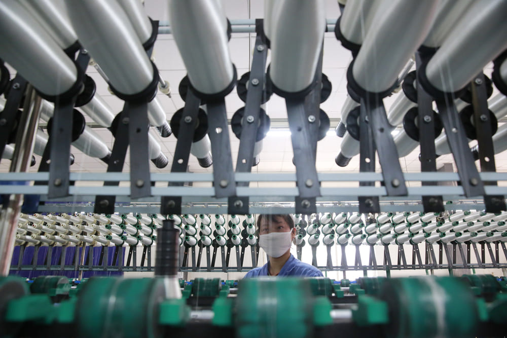 الصناعات التحويلية في الصين