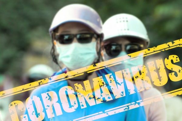 تفشي فيروس كورونا