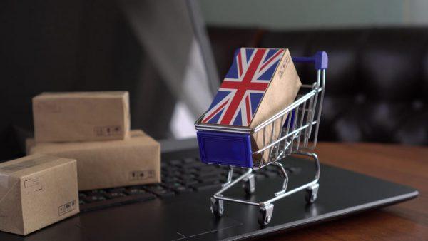 التجارة في بريطانيا