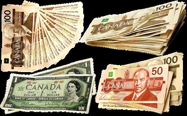 ارتفاع الدولار الكندي