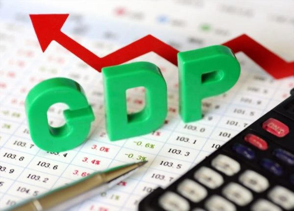 نمو الناتج المحلي الإجمالي الصيني