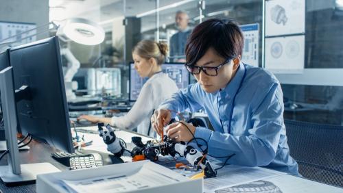 انخفاض الإنتاج الصناعي الياباني