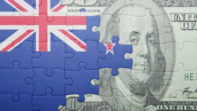 الدولار النيوزيلندي / الدولار الأمريكي