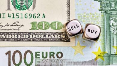 استمرار ارتفاع اليورو