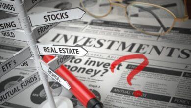 أفضل طرق الاستثمار