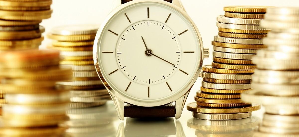 وقت شراء الذهب