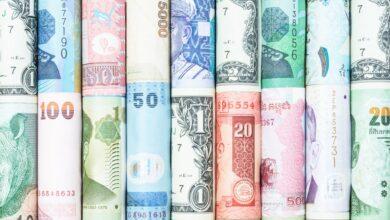 عملات الدول الأجنبية