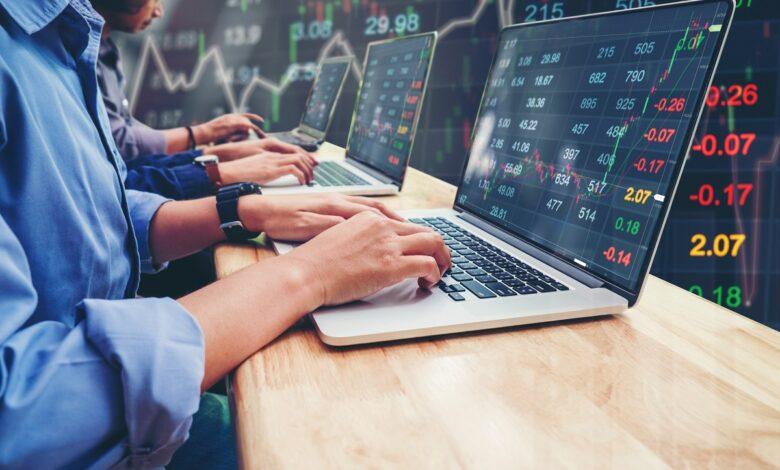 مخاطر التداول عبر الانترنت
